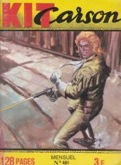 Kit Carson -481- Les évadés
