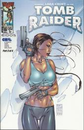 Tomb Raider: The Series (1999) -9a- Dead Center (3) (Michael Turner cover)