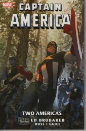 Captain America (1968) -INT11- Two Americas
