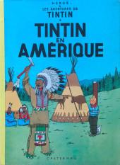 Tintin (Historique) -3B39- Tintin en Amérique