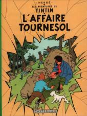 Tintin (Historique) -18B39- L'affaire Tournesol