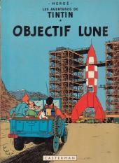 Tintin (Historique) -16B38- Objectif lune