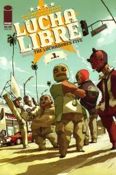 Lucha Libre (2007) -1- Introducing: The Luchadores Five