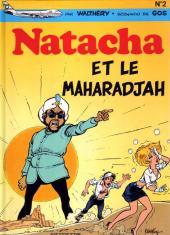 Natacha -2b1989- Natacha et le Maharadjah