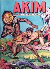 Akim (1re série) -209- Les hommes-taupes