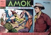 Amok (2e série) (Sagédition) -9- Danger mortel