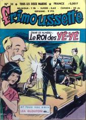 Frimoussette -34- Le roi des yé-yé