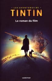 Tintin - Divers -C4b- Le Roman du film