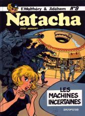 Natacha -9a1990- Les machines incertaines