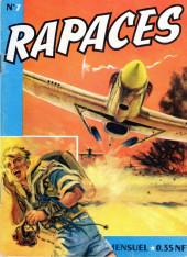 Rapaces (Impéria) -7- Hurricanes 1/2
