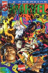 Marvel Magazine -5- Marvel 5