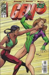 Gen13 (1995) -26- When worlds collide