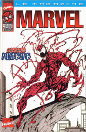 Marvel Magazine -7- Marvel 7