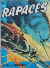 Rapaces (Impéria) -148- Ciel de jungle
