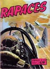 Rapaces (Impéria) -226- Fuite impossible