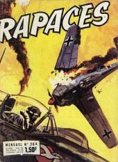 Rapaces (Impéria) -264- Le broussard