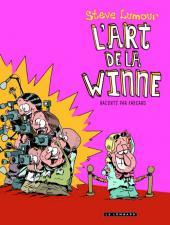 Steve Lumour -1- L'art de la winne