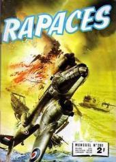 Rapaces (Impéria) -281- Ailes dans la nuit - Ciel dangereux