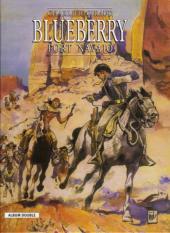 Blueberry (France Loisirs) -1- Fort Navajo / Tonnerre à l'ouest