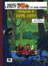 Marc Lebut et son voisin -Int08- Intégrale 8 : 1975-1977