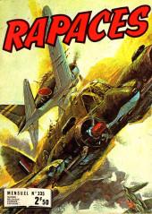 Rapaces (Impéria) -335- Fausses couleurs