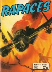 Rapaces (Impéria) -336- Les canons de la gloire
