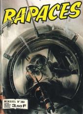 Rapaces (Impéria) -360- Pilote d'essai