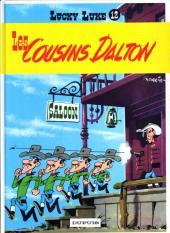 Lucky Luke -12c89- Les cousins Dalton