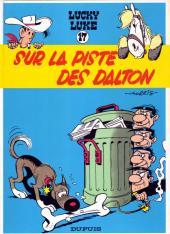 Lucky Luke -17c87- Sur la piste des Dalton