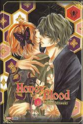 Honey blood -1- Tome 1