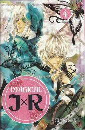 Magical j x r -4- Tome 4