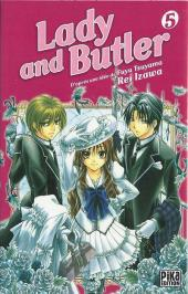 Lady and Butler -5- Tome 5