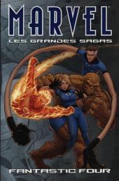 Marvel (Les grandes sagas) -10- Fantastic four