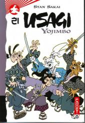 Usagi Yojimbo -21- Volume 21