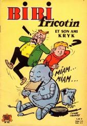 Bibi Fricotin (2e Série - SPE) (Après-Guerre) -67- Bibi Fricotin et son ami Kryk