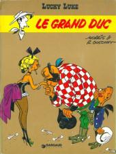 Lucky Luke -40a77- Le grand duc