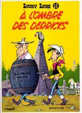 Lucky Luke -18c86- À l'ombre des derricks