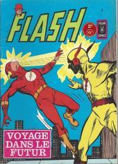 Flash (Eclair comics) -8- Voyage dans le futur