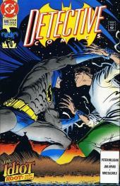 Detective Comics (1937) -640- Detective Comics: Batman