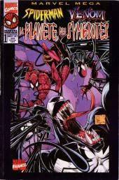 Marvel Méga -1- Spider-Man / Venom - La planète des symbiotes