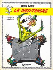 Lucky Luke -33c79- Le Pied-Tendre