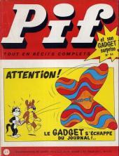 Pif (Gadget) -54- Numéro 54