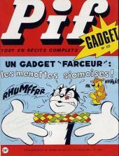 Pif (Gadget) -127- Numéro 127