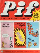 Pif (Gadget) -31- Numéro 31