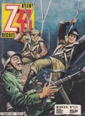 Z33 agent secret -124- Ne ris pas sur ma tombe
