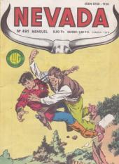 Nevada (LUG) -491- Numéro 491