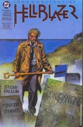 Hellblazer (DC comics - 1988) -62- End of the Line
