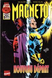 Marvel Méga -5- Magneto - Nouveau départ