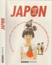 Japon -a- Japon : le Japon vu par 17 auteurs