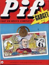 Pif (Gadget) -121- Numéro 121
